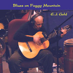 Blues on Foggy Mountain cover